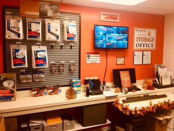 Lafayette Lock Storage 311 Smalley Road Lafayette, LA - Photo 1