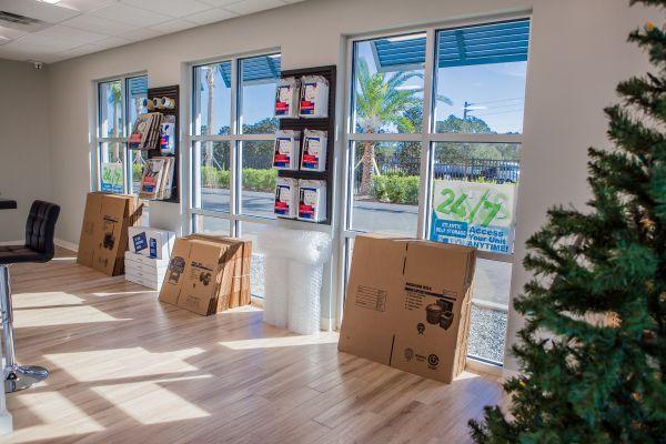 Atlantic Self Storage - Palm Valley 2400 Palm Valley Road Ponte Vedra Beach, FL - Photo 1