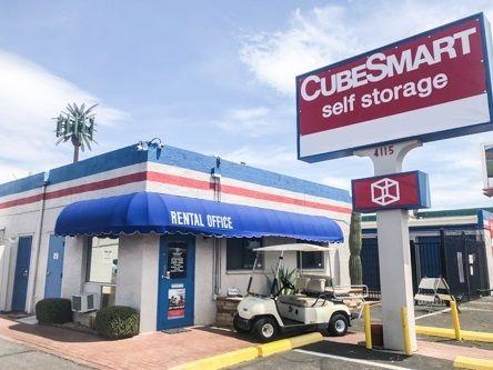 CubeSmart Self Storage - Tucson - 4115 E Speedway Blvd 4115 E Speedway Blvd Tucson, AZ - Photo 0