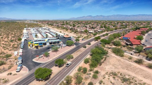 Rita Ranch RV & Self Storage 7850 South Rita Road Tucson, AZ - Photo 1
