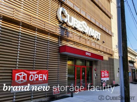 CubeSmart Self Storage - Hoboken - 1312 Adams St 1312 Adams Street Hoboken, NJ - Photo 0