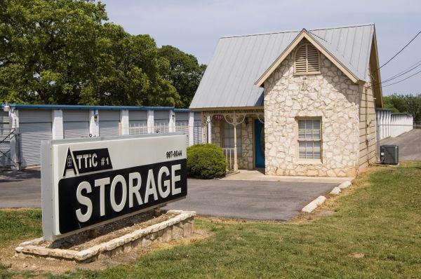 Attic Storage #1 735 S Washington St Fredericksburg, TX - Photo 0