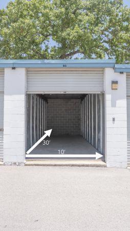 Attic Storage #1 735 S Washington St Fredericksburg, TX - Photo 3