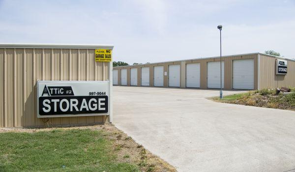 Attic Storage #2 405 South Washington Street Fredericksburg, TX - Photo 0