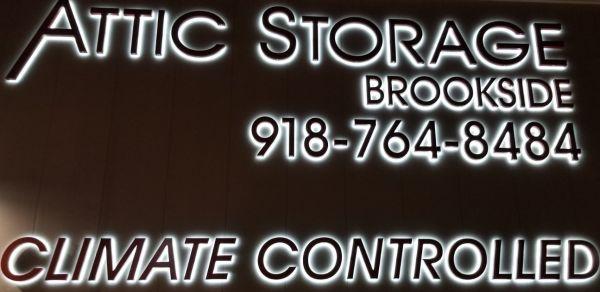 Attic Storage Brookside 1115 East Skelly Drive Tulsa, OK - Photo 2