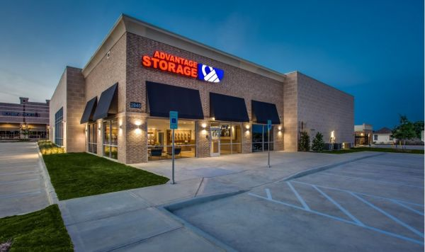 Advantage Storage - McDermott Square 2845 McDermott Road Plano, TX - Photo 0
