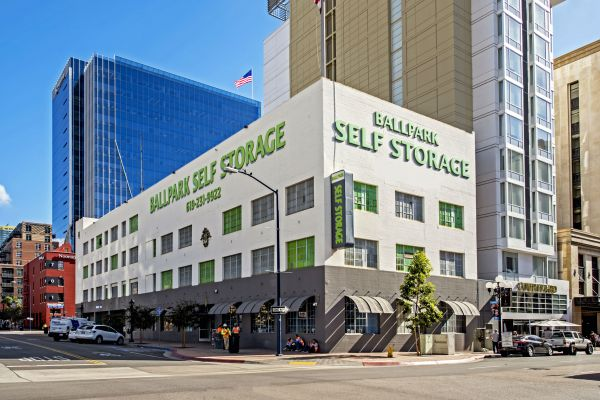Ballpark Self Storage 611 Island Ave San Diego, CA - Photo 0