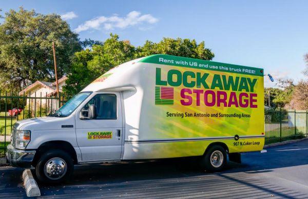 Lockaway Storage - Airport 907 N Coker Loop Rd San Antonio, TX - Photo 1