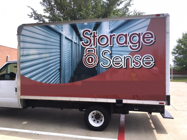 Storage Sense - Plano 4633 Hedgcoxe Road Plano, TX - Photo 1