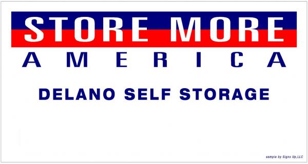 Store More America - Delano 415 South Lexington Street Delano, CA - Photo 0