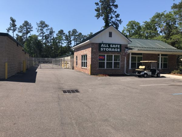 All Safe Storage - Central 923 Central Avenue Summerville, SC - Photo 2