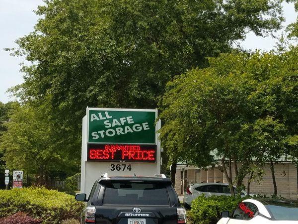 All Safe Storage - Ladson 3674 Ladson Road Ladson, SC - Photo 2