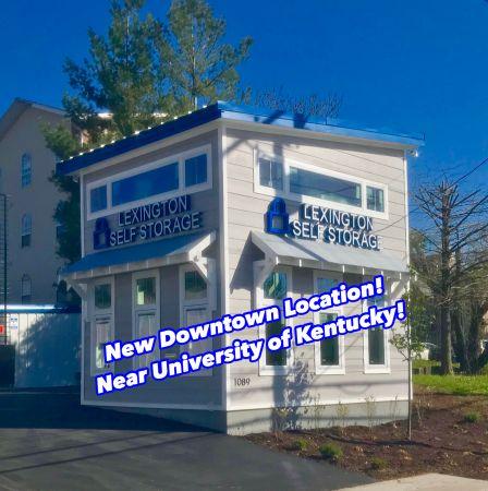 Lexington Self Storage, LLC 1089 South Broadway Lexington, KY - Photo 0