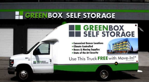 Greenbox Self Storage - Downtown South 1385 South Santa Fe Drive Denver, CO - Photo 4