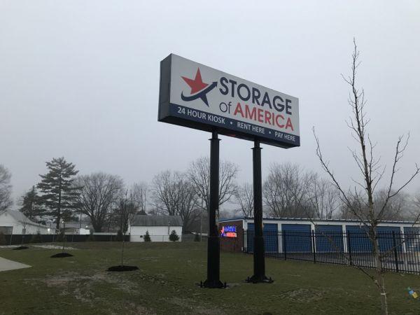 Storage of America - West Washington 7910 West Washington Street Indianapolis, IN - Photo 0