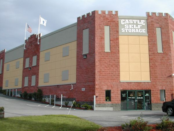 Castle Self Storage - North Weymouth 669 Bridge Street Weymouth, MA - Photo 0