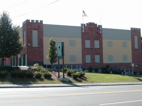 Castle Self Storage - North Weymouth 669 Bridge Street Weymouth, MA - Photo 2