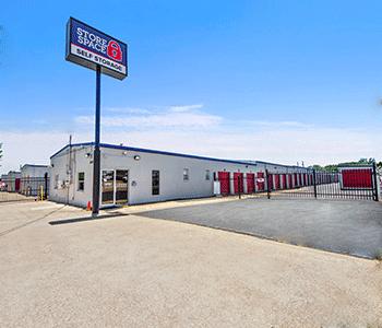 Store Space Self Storage - #1005 3316 Hansboro Avenue Dallas, TX - Photo 0
