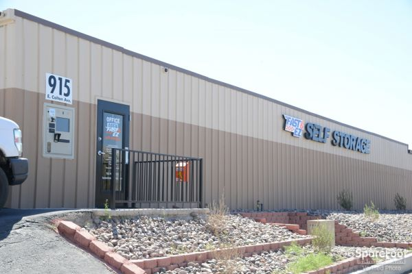 Fast & EZ Self Storage - North Las Vegas 915 East Colton Avenue North Las Vegas, NV - Photo 2