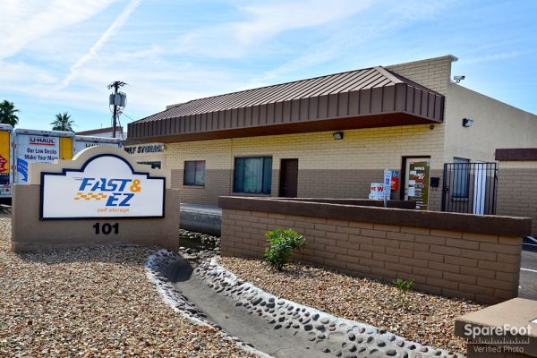Fast & EZ Self Storage - Arizona 101 West Park Avenue Chandler, AZ - Photo 0