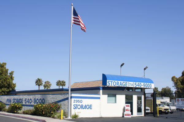 Costa Mesa Mini Storage 2950 Bear Street Costa Mesa, CA - Photo 0