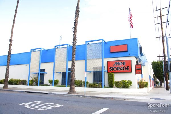 Anaheim Mini Storage 1761 West Katella Avenue Anaheim, CA - Photo 1