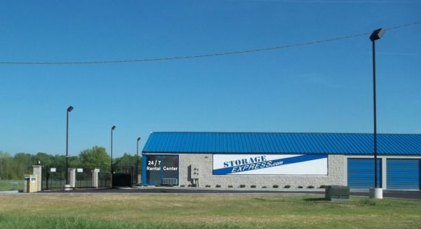 Storage Express - Austin - West Frontage Road 3589 West Frontage Road Austin, IN - Photo 0