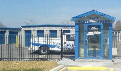 Storage Express - Scottsburg - South Gardner Street 1129 South Gardner Street Scottsburg, IN - Photo 2