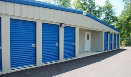 Storage Express - Sellersburg - US 311 1000 Hardy Way Sellersburg, IN - Photo 8