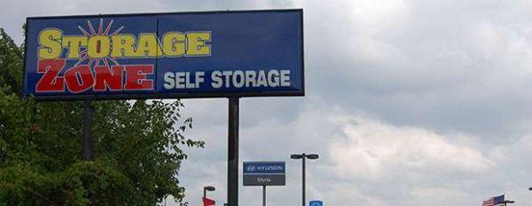 Storage Zone - Elyria 901 Leona Street Elyria, OH - Photo 0