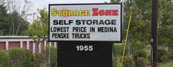 Storage Zone - Medina 1955 Medina Road Medina, OH - Photo 0