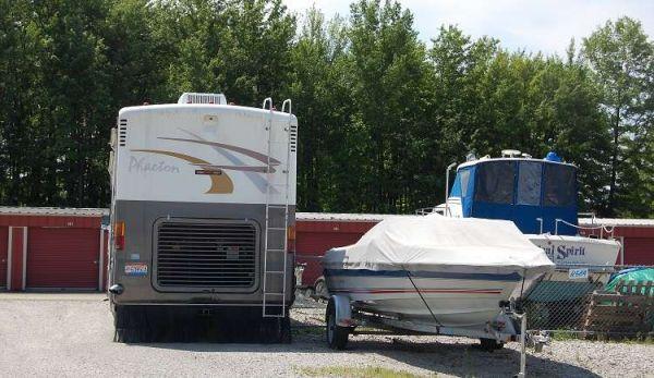 Storage Rentals of America - Peninsula - Akron Cleveland Rd 5352 Akron Cleveland Rd. Peninsula, OH - Photo 2