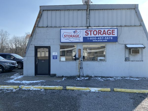 Storage Rentals of America - East Liverpool 15031 Strader Road East Liverpool, OH - Photo 1