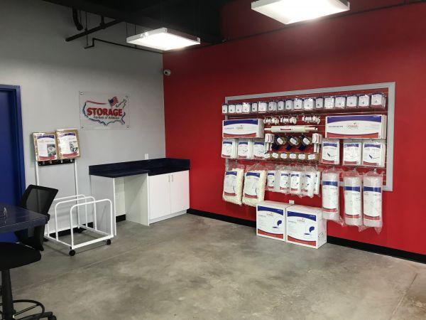 Storage Rentals of America - North Congress 1620 North Congress Avenue West Palm Beach, FL - Photo 2
