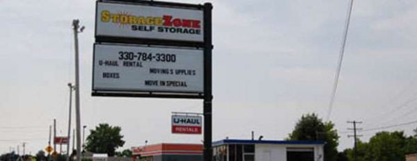 Storage Zone Akron Shanafelt Ave Lowest Rates