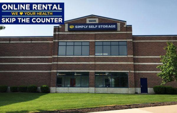 Simply Self Storage - 1400 East Michigan Avenue - Saline 1400 East Michigan Avenue Saline, MI - Photo 0