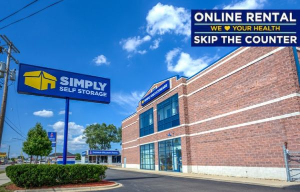 Simply Self Storage - 2325 S Dort Highway - Flint 2325 South Dort Highway Flint, MI - Photo 0