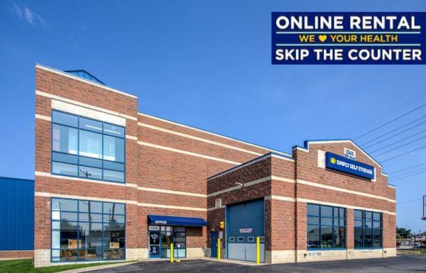 Simply Self Storage - 2345 29th Street SE - Grand Rapids 2345 29th Street Southeast Grand Rapids, MI - Photo 0