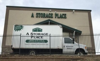 A Storage Place - Evergreen 29309 Industrial Way Evergreen, CO - Photo 1