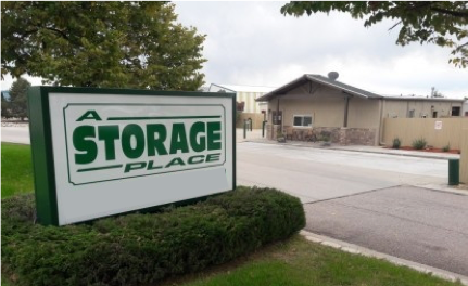 A Storage Place - Colorado Springs 5835 Omaha Boulevard Colorado Springs, CO - Photo 1