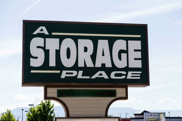 A Storage Place - Grand Junction 2384 Patterson Road Grand Junction, CO - Photo 0