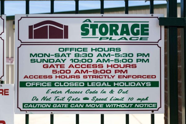 A Storage Place - Grand Junction 2384 Patterson Road Grand Junction, CO - Photo 6