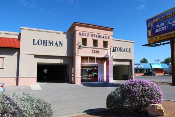 Lohman Self Storage 2209 East Lohman Avenue Las Cruces, NM - Photo 0