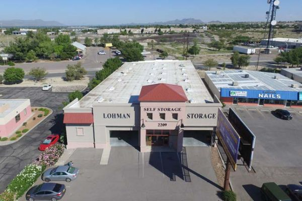 Lohman Self Storage 2209 East Lohman Avenue Las Cruces, NM - Photo 2