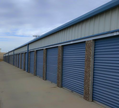 Telshor Self Storage 560 North Telshor Boulevard Las Cruces, NM - Photo 1