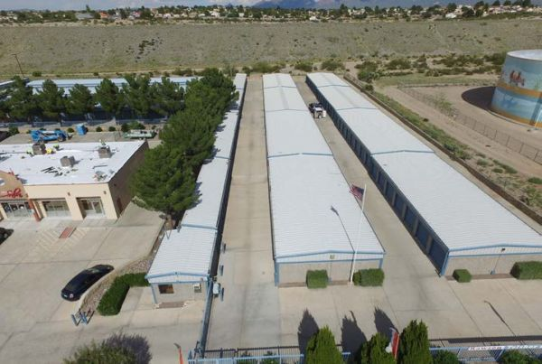 Telshor Self Storage 560 North Telshor Boulevard Las Cruces, NM - Photo 4