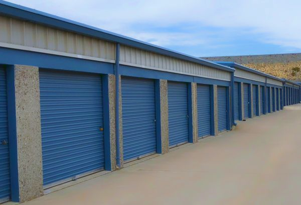 Telshor Self Storage 560 North Telshor Boulevard Las Cruces, NM - Photo 0