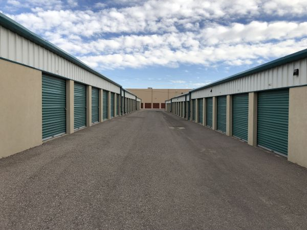 Hwy 70 Self Storage 2405 Bataan Memorial Las Cruces, NM - Photo 1