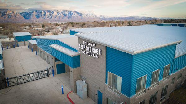 West Jordan Self Storage 8380 4000 West West Jordan, UT - Photo 0