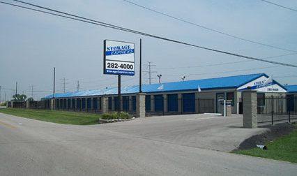 Storage Express - Clarksville - Woodstock Drive 910 Woodstock Drive Clarksville, IN - Photo 3